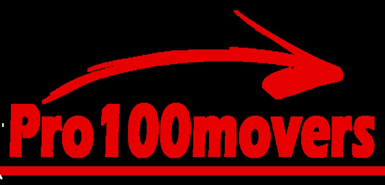 Pro100movers LLC logo