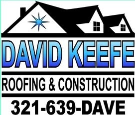 David Keefe Roofing & Construction logo