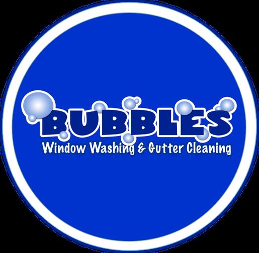 Bubbles Window Washing & Gutter Cleaning logo