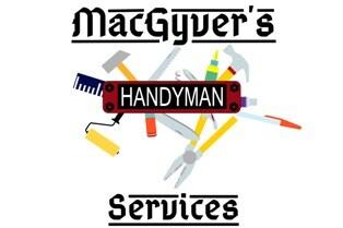 Macgyver's Handyman Service logo