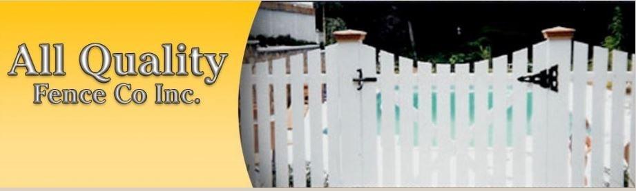 All Quality Fence Co Inc logo