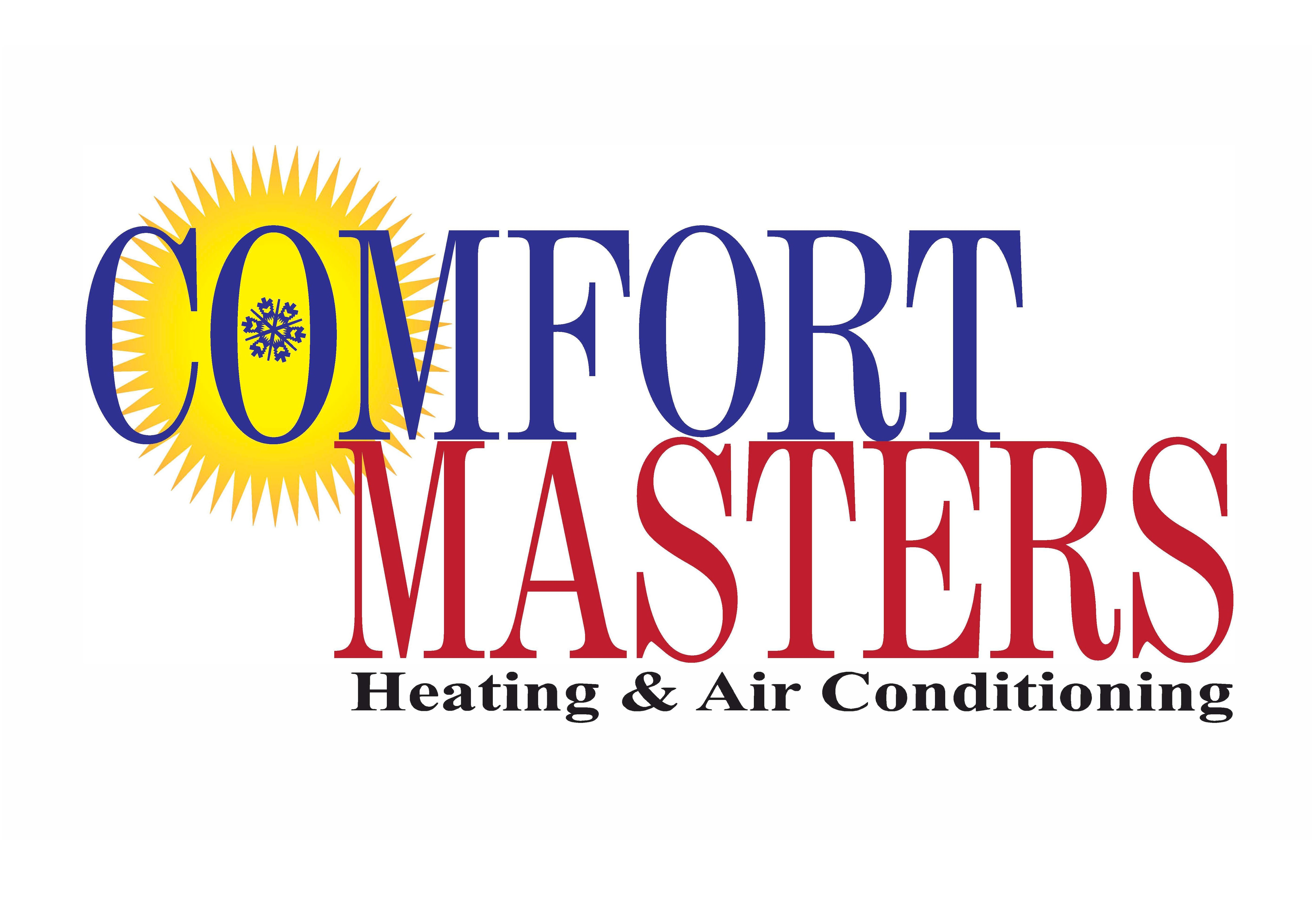 Comfort Masters Air Conditioning & Heating logo