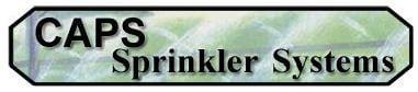 CAPS Sprinkler Systems logo