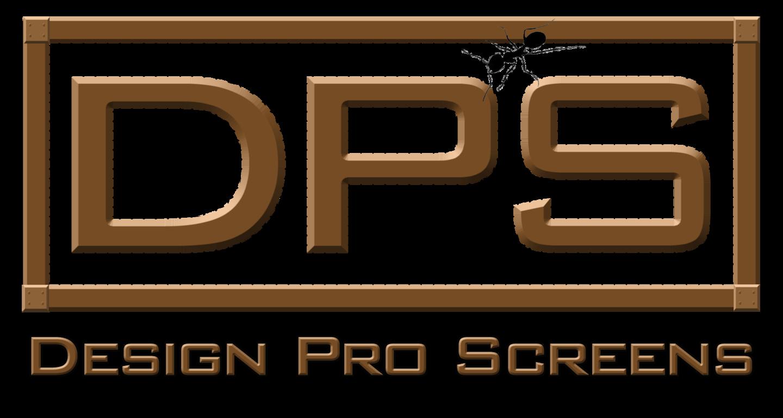 Design Pro Screens logo