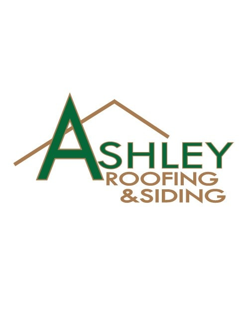 Ashley Roofing and Siding logo