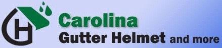 Carolina Gutter Helmet and More logo