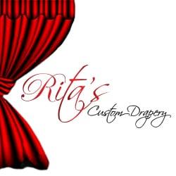 Rita's Custom Drapery LLC logo