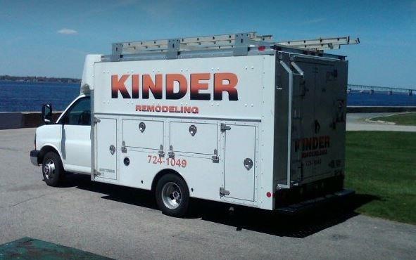 Kinder Remodeling logo