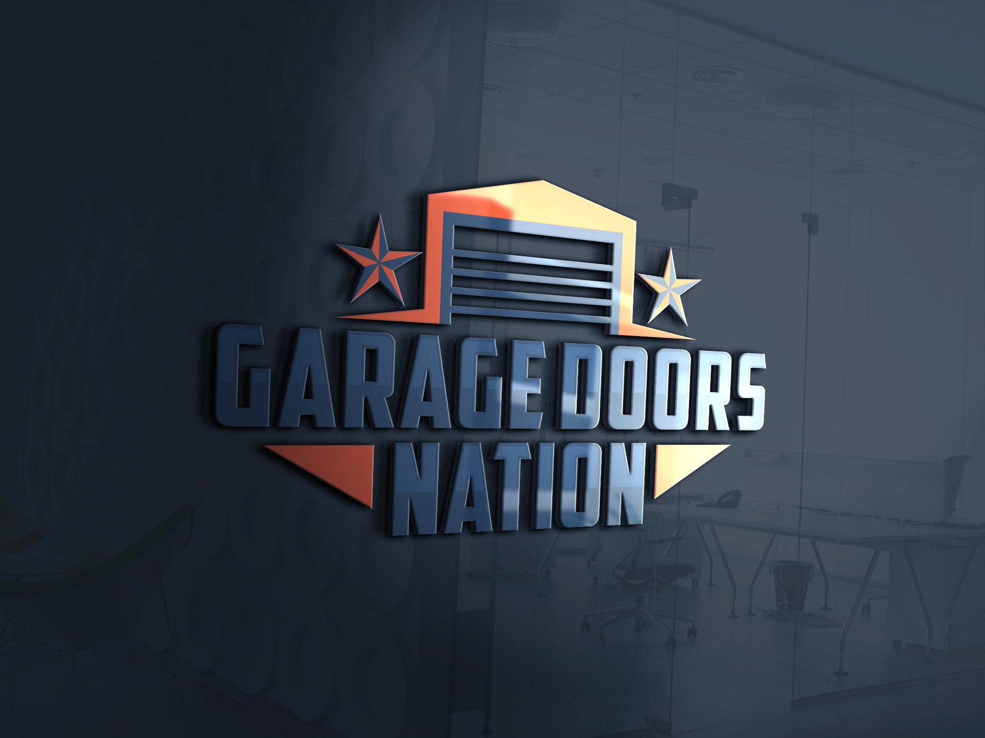 Garage Doors Nation logo