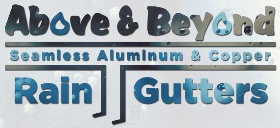 Above & Beyond Rain Gutters Inc logo