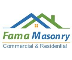 Fama Masonry logo