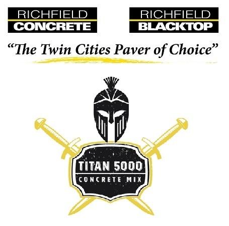 Richfield Blacktop & Concrete logo