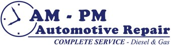 Am-Pm Automotive Repair logo
