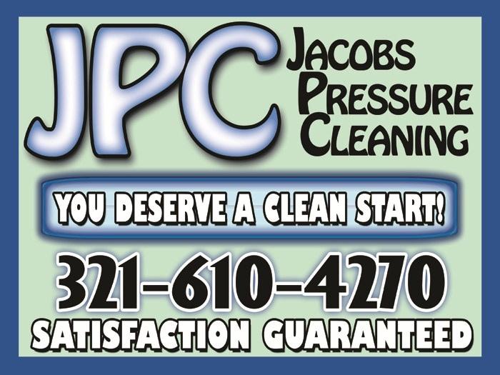 Jacobs Pressure Cleaning LLC logo