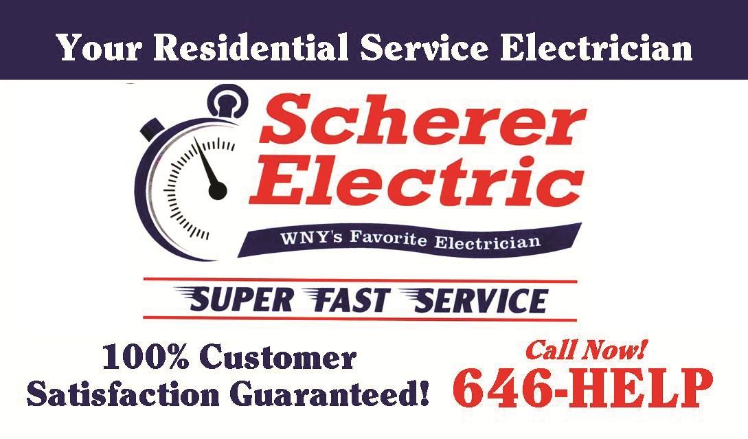 Scherer Electric logo