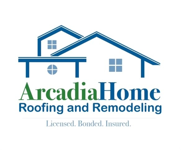ArcadiaHome Roofing and Remodeling logo