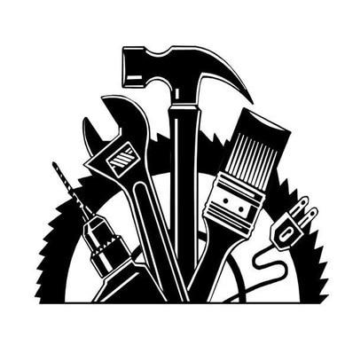 Chuck's Handyman Service logo