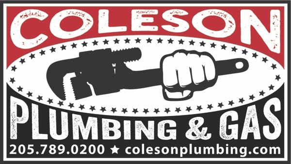Coleson Plumbing & Gas logo