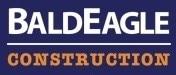 Bald Eagle Construction logo
