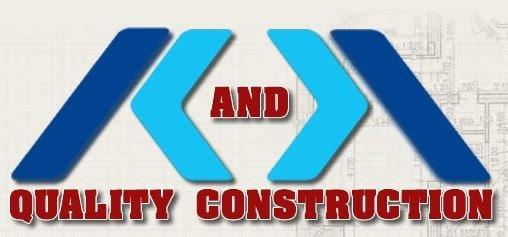 K and K Quality Construction logo
