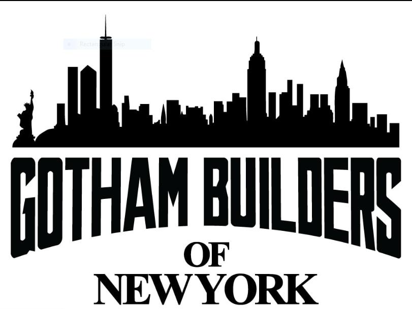 Gotham Builders of New York logo