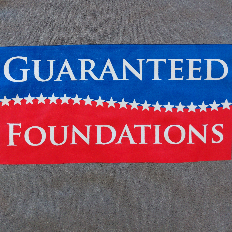 Guaranteed Foundations logo
