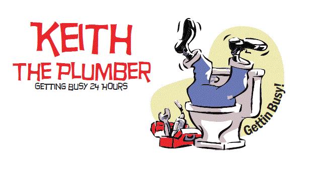 Keith The Plumber LLC logo