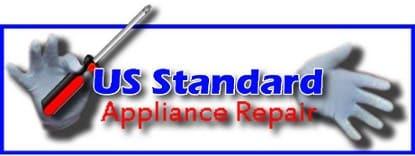 US Standard Appliance Repair logo
