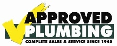 Approved Plumbing Co logo