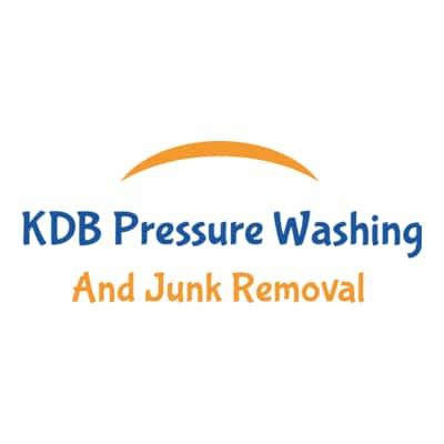KDB Pressure Washing and Junk Removal logo