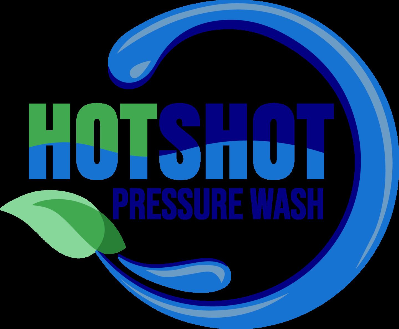 Hot Shot Pressure Wash logo