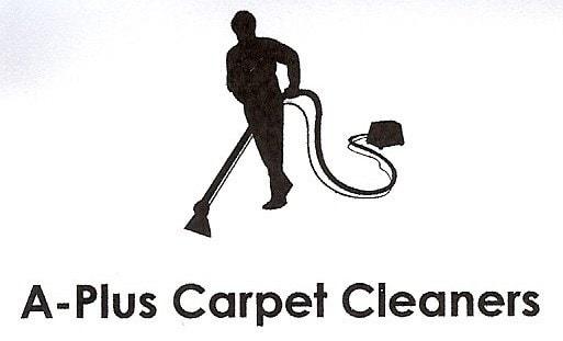 A-Plus Carpet Cleaning logo