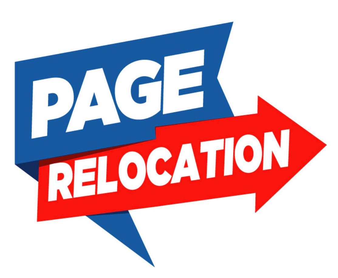 Page Relocation logo
