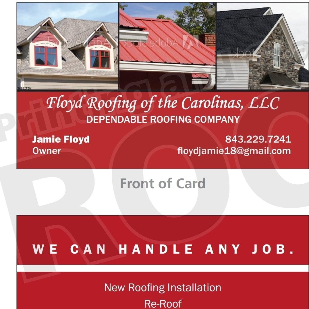 Floyd Roofing of the Carolinas, LLC logo