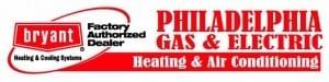 Philadelphia Gas & Electric Heating & Air Cond logo