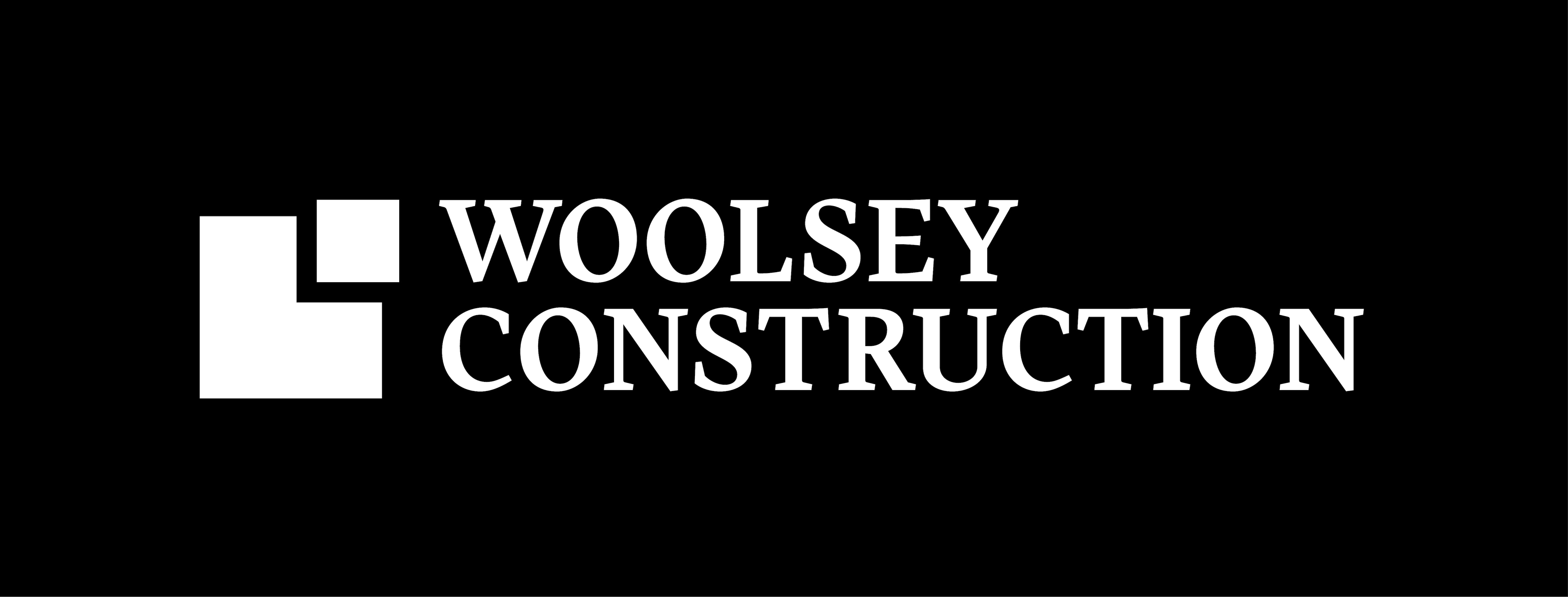 WOOLSEY CONSTRUCTION logo