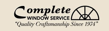 Complete Window Service logo