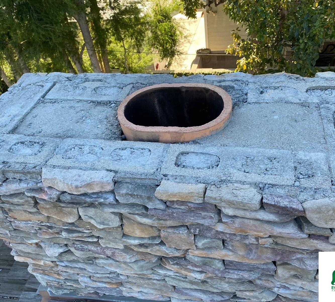 Chimney Firebox Repair