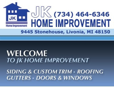 JK Home Improvement logo