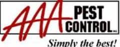 AAA Pest Control logo