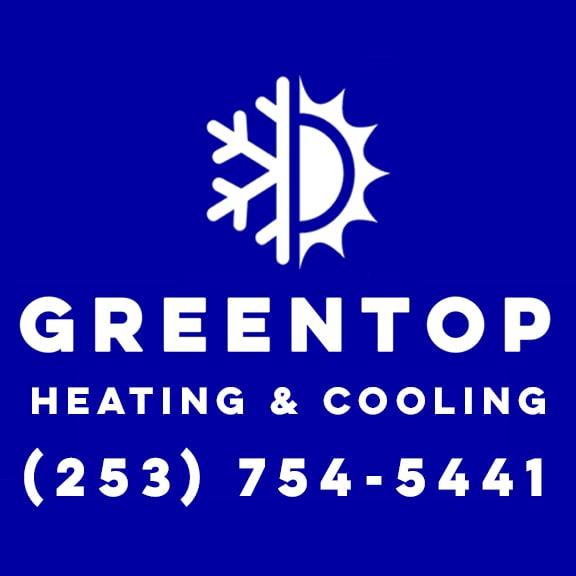 GreenTop Heating & Cooling logo