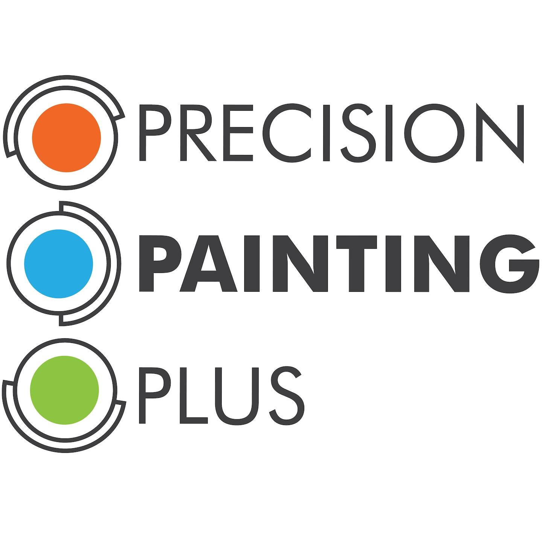Precision Painting Plus logo