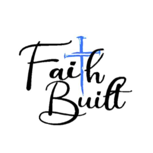 Faith Built logo