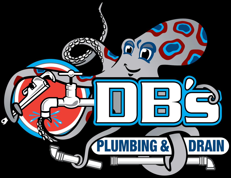 DB's Plumbing & Drain logo