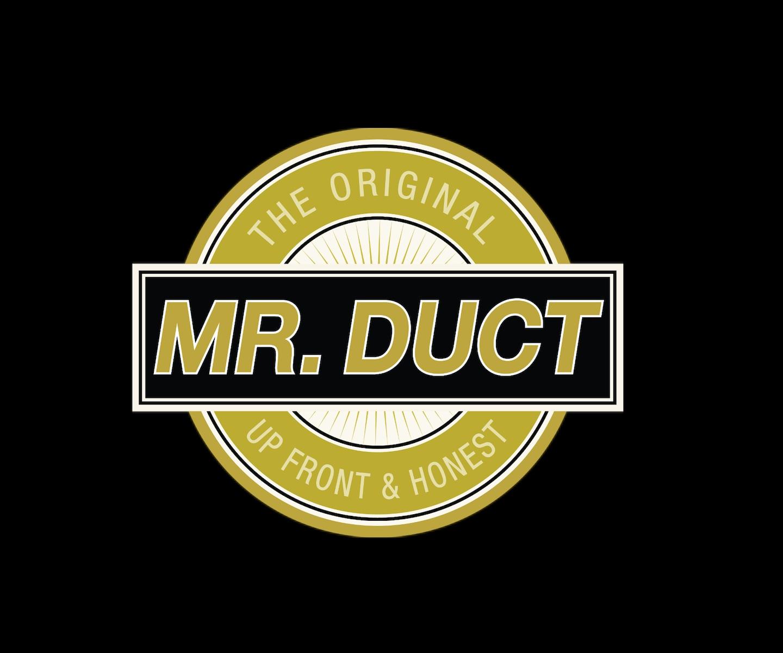 Mr Duct Chicagoland logo