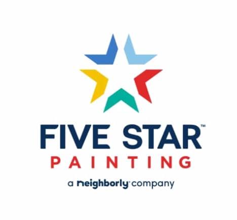 Five Star Painting of Southwest Denver logo