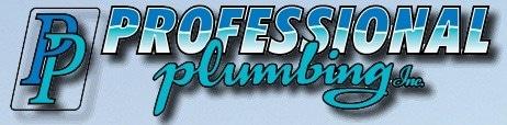 Professional Plumbing Inc logo