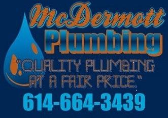 McDermott Plumbing logo