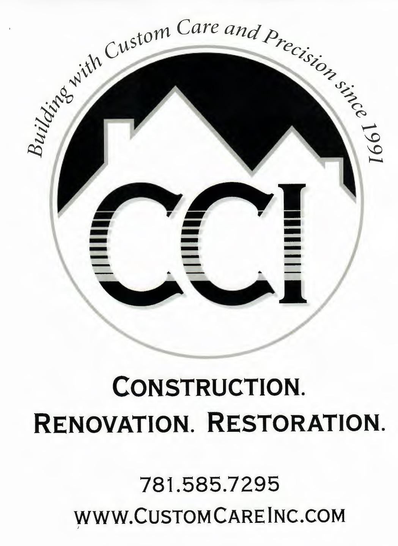 Custom Care Inc logo