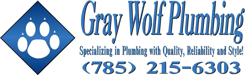 Gray Wolf Plumbing logo